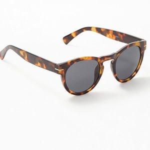 PacSun Sun Tortoise Shell Round Sunglasses New 😎